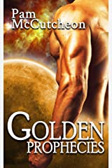 Golden Prophecies: A Delphi Futuristic Romance (Delphi Duo Book 1) Kindle Edition