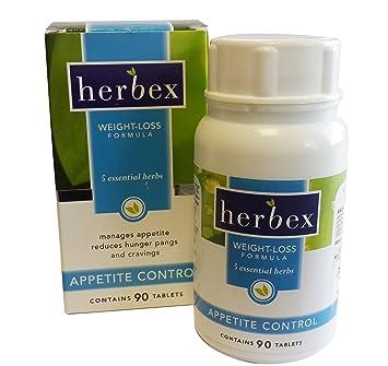 Amazon Com Appetite Control Tablets Health Personal Care