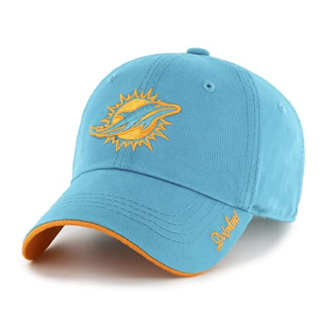 brand new b598c b5af7 ... shop nfl miami dolphins womens accolade ots challenger adjustable hat  womens neptune d9ecf e89ee