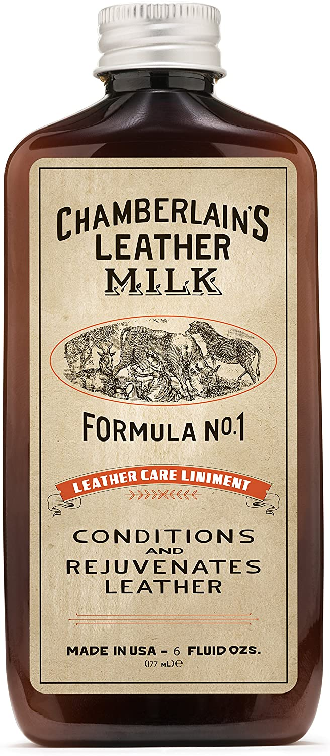 Milk Conditioner & Cleaner - Best Leather Conditioners
