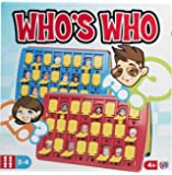 Traditional Games Who's Who