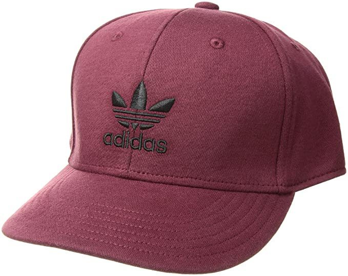 2152e50e adidas Men's Originals Trefoil Mixed Snapback Cap: Amazon.co.uk ...