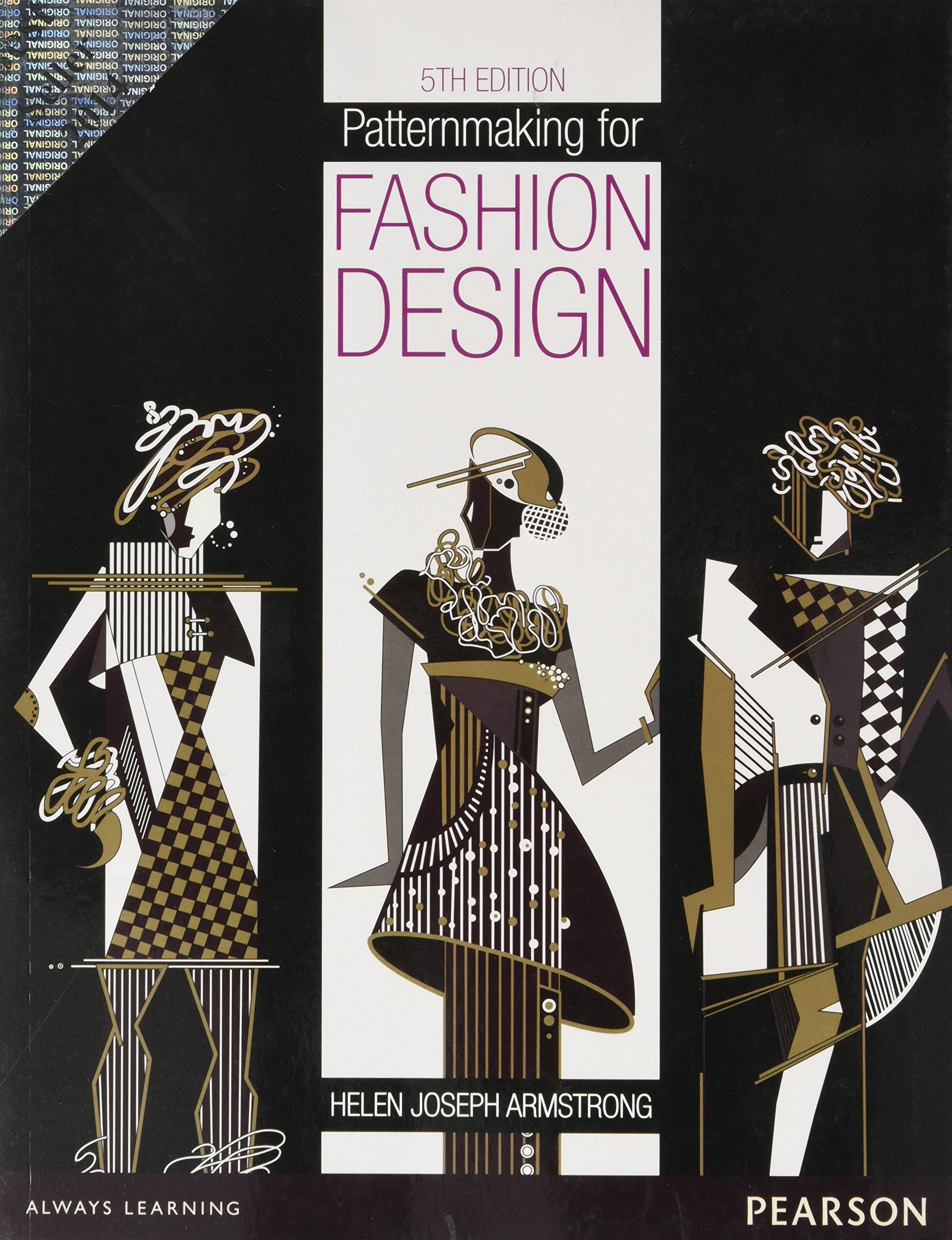 Buy Patternmaking for Fashion Design, 5e Book Online at Low