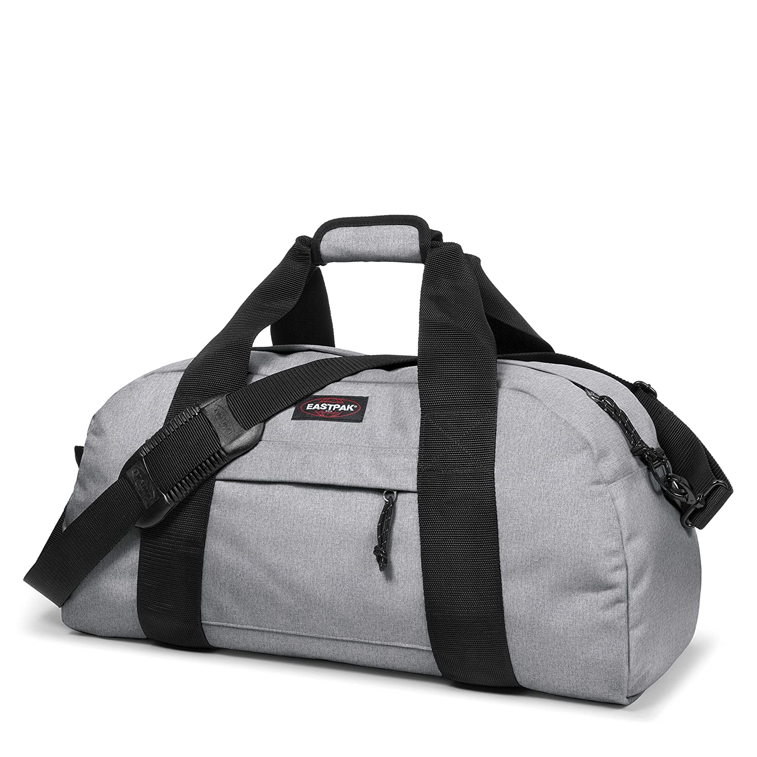 Eastpak Bags Station Holdall Sunday Grey Padded Pakamp039r Backpack Quilt Sports Outdoors
