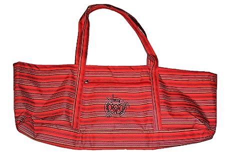 Amazon.com   Yoga Mat Tote Bag for Travel - Beach Bag for Women with ... 12d99b3e5e54c