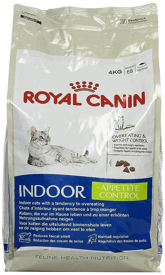 Royal Canin Comida para gatos Indoor Appetite 4 Kg