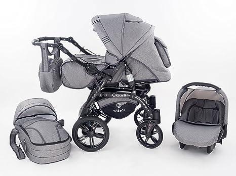 Baby Merc Maylo Twist Carrito Cochecito 3en1+silla de coche (AT3)