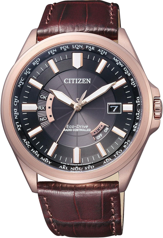 [シチズン]CITIZEN 腕時計 CITIZEN-Collection シチズンコレクション エコドライブ電波時計 ダイレクトフライト 針表示式 CB0012-07E メンズ B00Y2971Q6