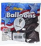 "Pioneer Balloon Company 10 Count Arizona State Latex Balloon, 11"", Multicolor"