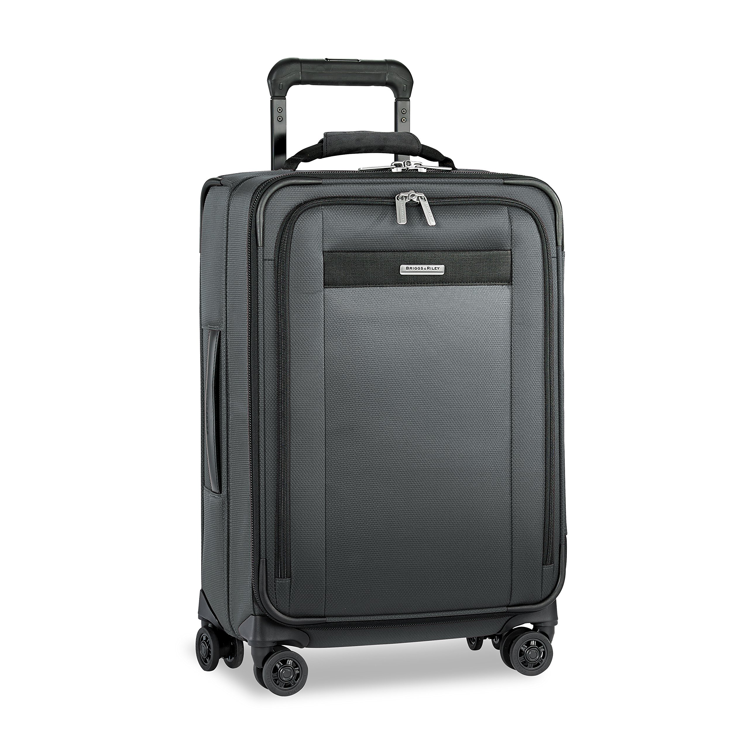 Briggs & Riley Transcend Expandable Carry-On 22'' Spinner, Slate