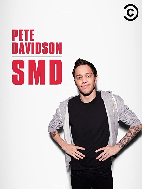 Pete Davidson: SMD - <strong>Pete Davidson</strong>