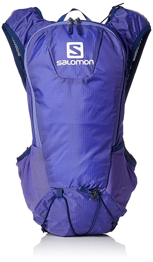 Salomon Skin Pro 10 Set, Mochila Unisex Adulto, Morado (Prpl Oplnc/Mdvl