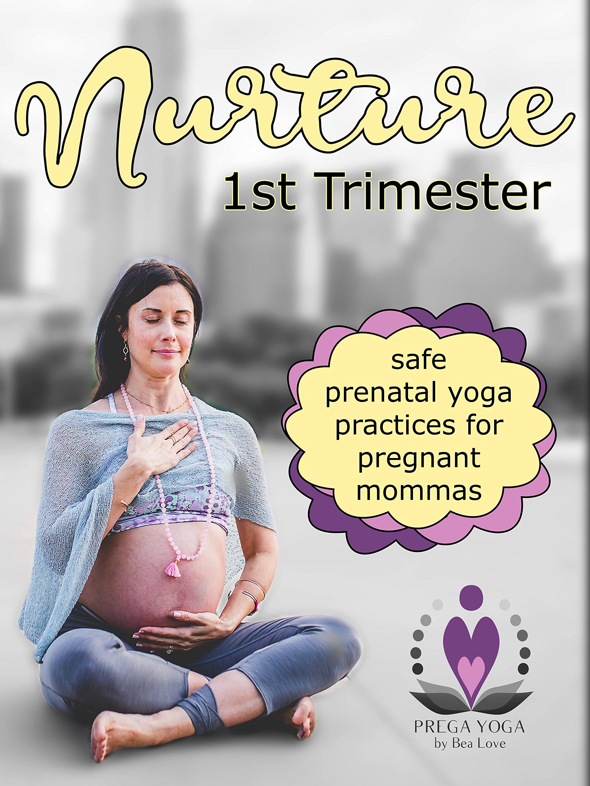 Watch Prenatal Yoga 1st Trimester Nurture Prime Video