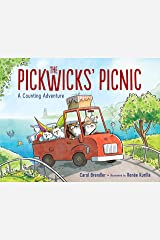 The Pickwicks' Picnic: A Counting Adventure Kindle Edition