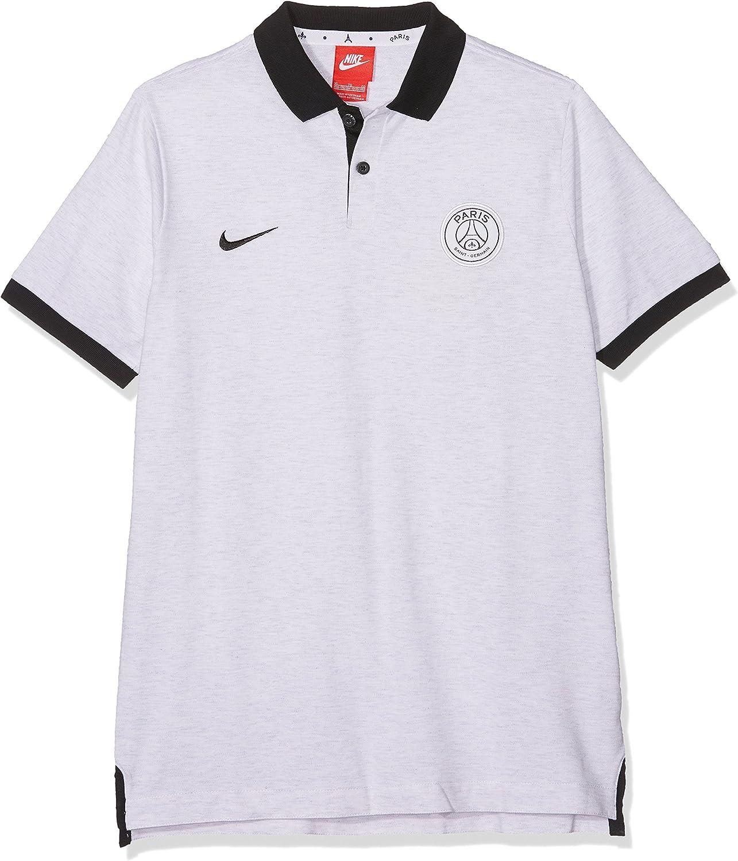 Nike PSG Y NSW GSP PQ Aut, Polo de manga corta línea Paris Saint ...