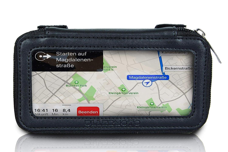 Ullermoto Support de t/él/éphone portable de moto pour les motos sportives Iphone Galaxy taille L