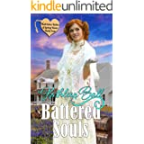 Battered Souls: Christian Historical Western Romance (Mail Order Brides of Spring Water Book 4)
