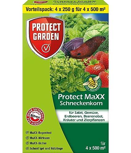 Bayer Jardín Protect Maxx Caracol Grano, Azul, ...