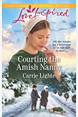 Courting the Amish Nanny (Amish of Serenity Ridge Book 1) Kindle Edition