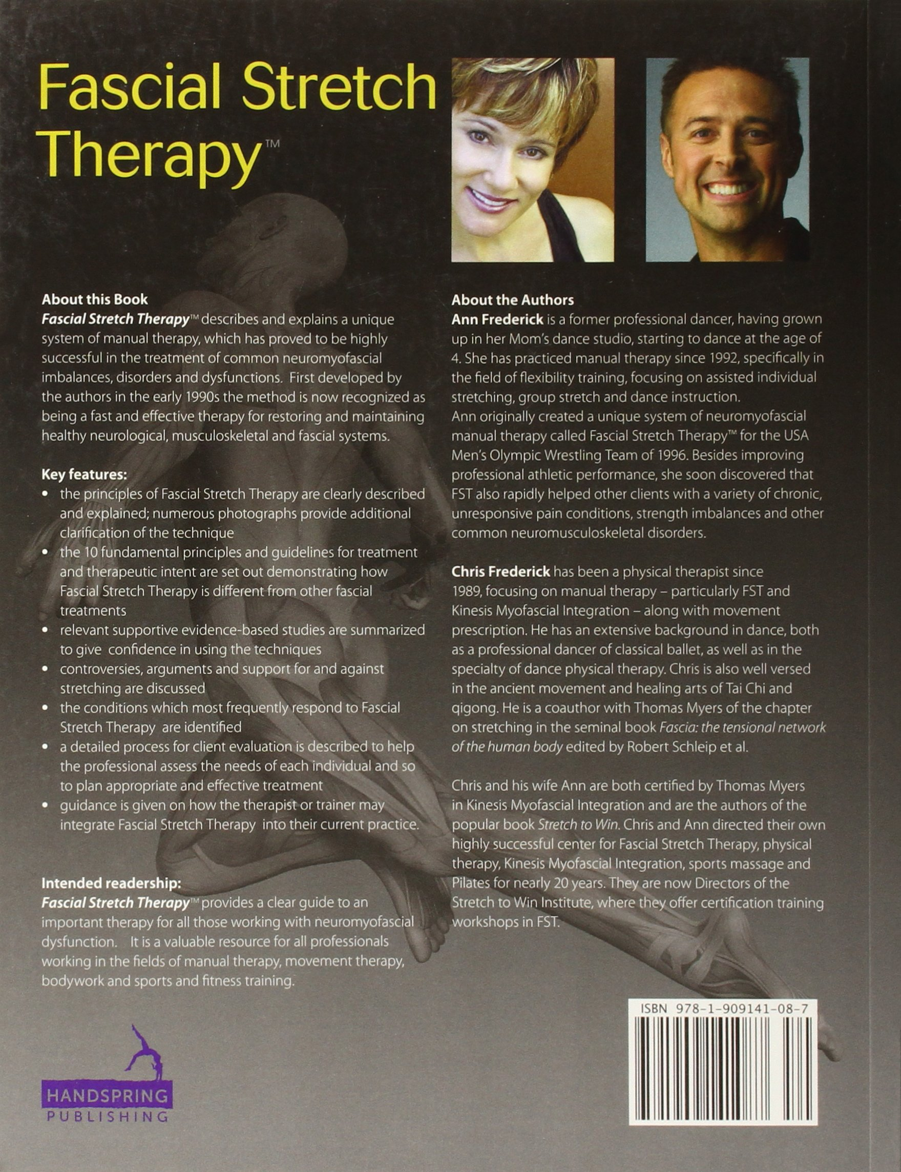 Fascial Stretch Therapy: Ann FREDERICK, Christopher