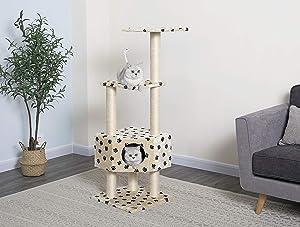 Go Pet Club Cat Tree Condo House Furniture