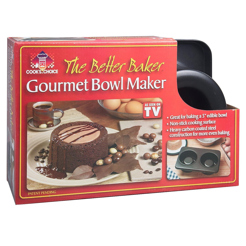 COOKS CHOICE CKC6101 Better Baker 5in Bowl Maker