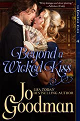 Beyond A Wicked Kiss (The Compass Club Series, Book 4) Kindle Edition