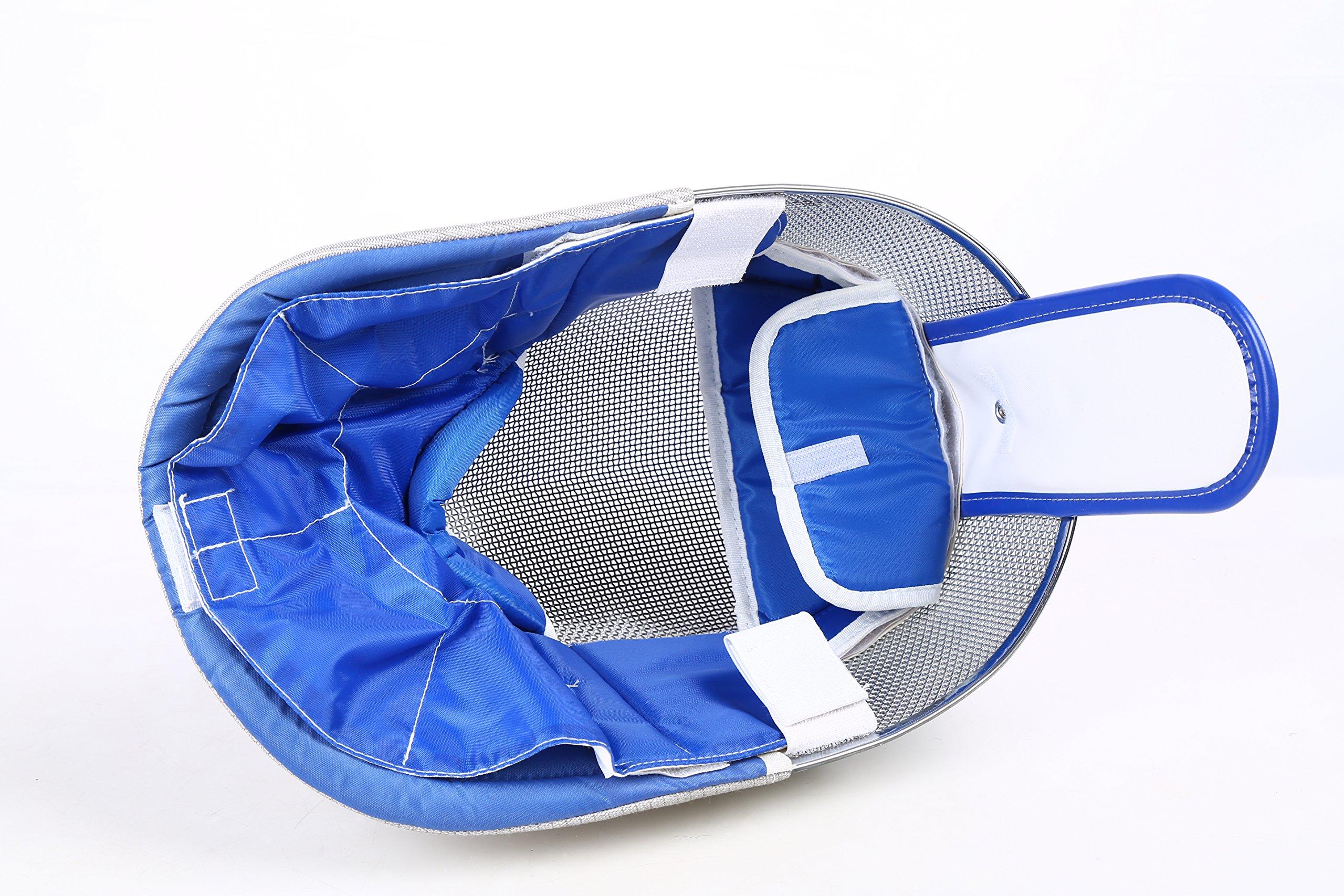 ایگرد - خرید از آمازون | LEONARK Fencing Saber Mask CE 350N