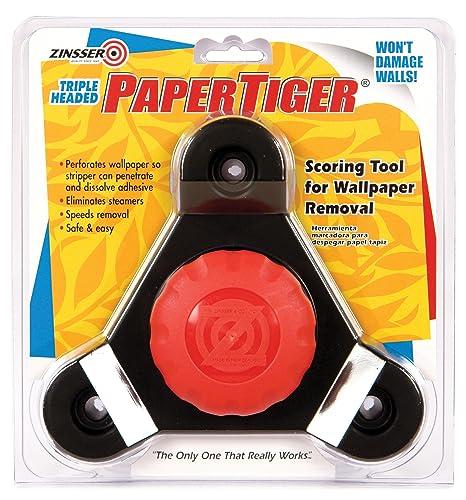 Tiger floor stripper