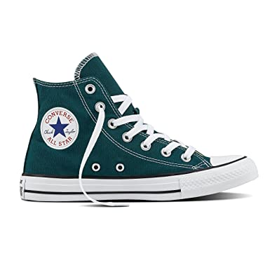 7f8c8fcaab4c4c Image Unavailable. Image not available for. Color  Converse Mens Chuck  Taylor All Star High Top Dark ...