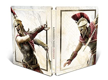 Assassin\'s Creed Odyssey - Steelbook - (exkl. bei Amazon.de ...