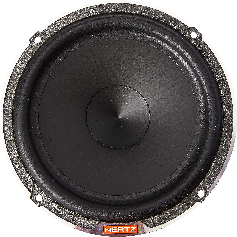 Hertz Mpk 1650 3 16 5cm 2 Wege Komponenten Lautsprecher 115 Wrms 3 Ohm Auto