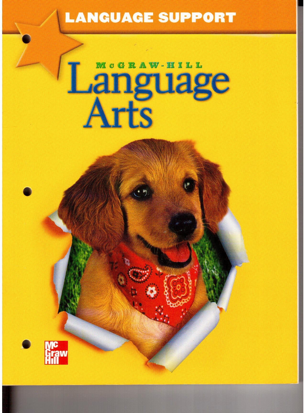 Download Language Support Grade 1 (McGraw Hill Language Arts, Lesson Practice Masters) pdf epub