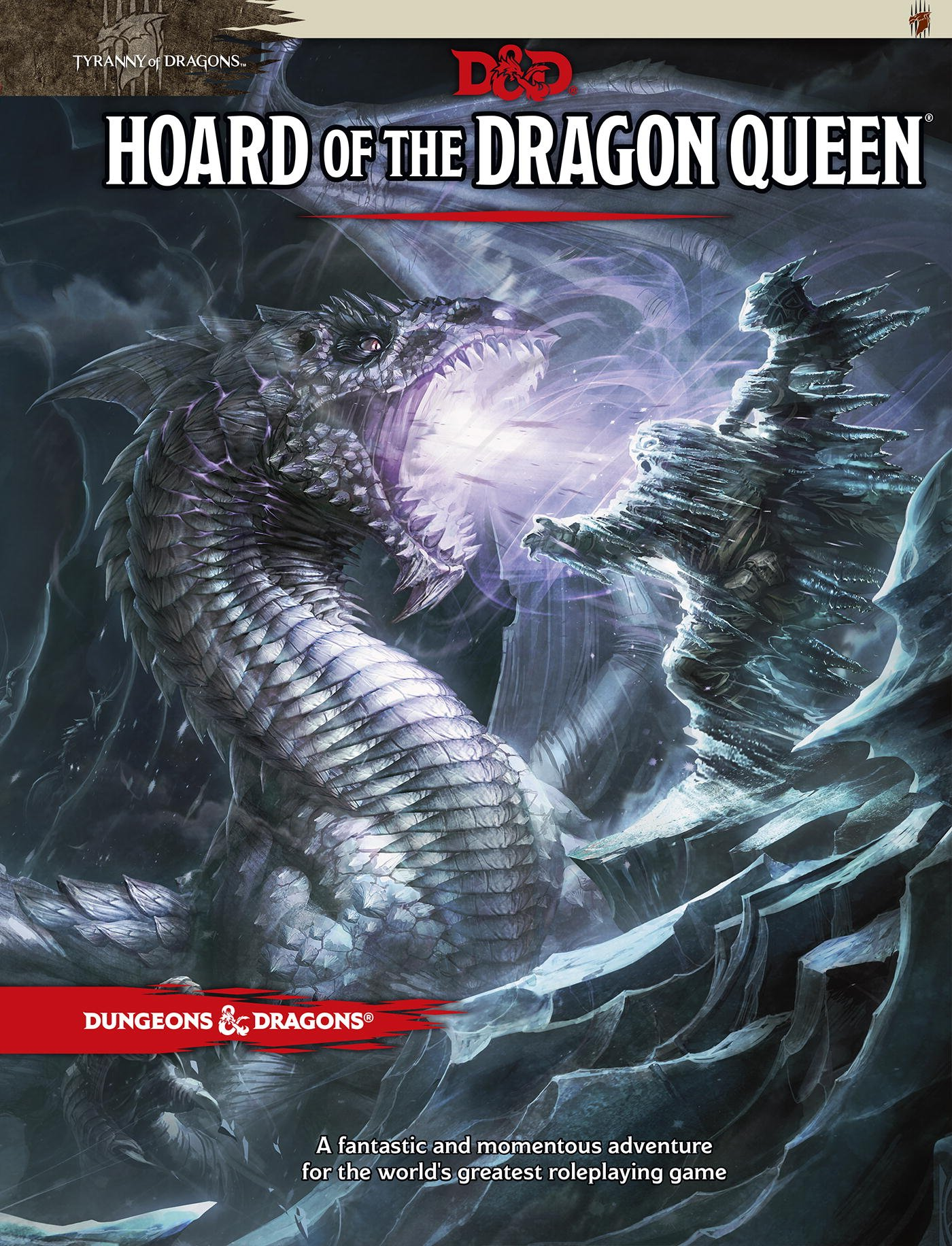 Hoard of the Dragon Queen (D&D Adventure) by Dungeons and Dragons (Image #1)