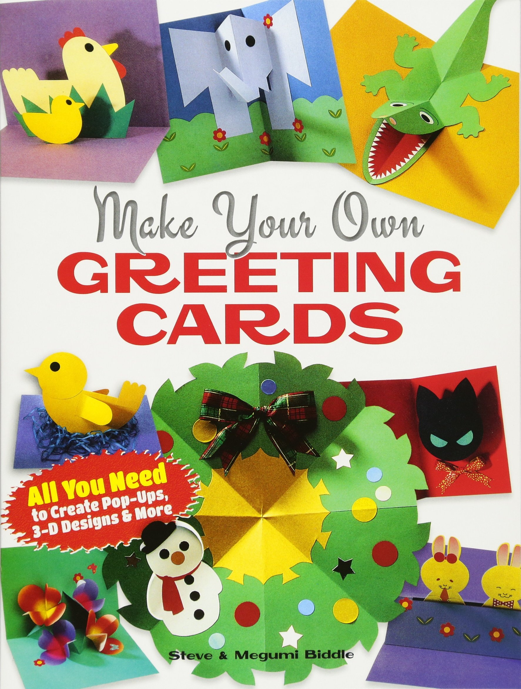 Download Make Your Own Greeting Cards pdf epub