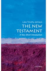 The New Testament: A Very Short Introduction (Very Short Introductions) Kindle Edition
