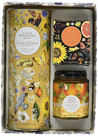 Crabtree & Evelyn Specially at Breakfast Selection Gift Set