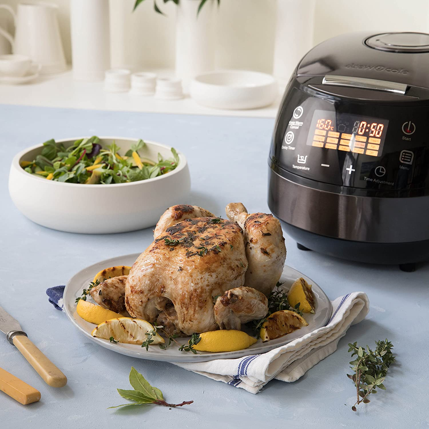 clever chef multi cooker review: what can't this machine do?