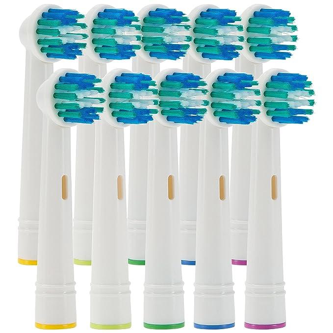 Ultratec 10 x cabezales de repuesto para cepillos de dientes ...