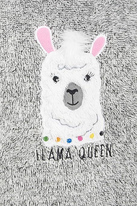 Slumber Hut® Ladies Pug Dog Llama Fleece Pyjamas - Luxury Womens Animal  Novelty Loungewear Twosie Pajamas PJs - Size UK 8 up to 22  Amazon.co.uk   Clothing 8dba231a0