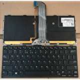 New Backlit US Keyboard For IBM Lenovo Thinkpad W541 W550 W550s T550 04Y2465