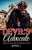 Devil's Advocate - Book 1 (Devil's Advocate BBW MC New Adult Romance Series)
