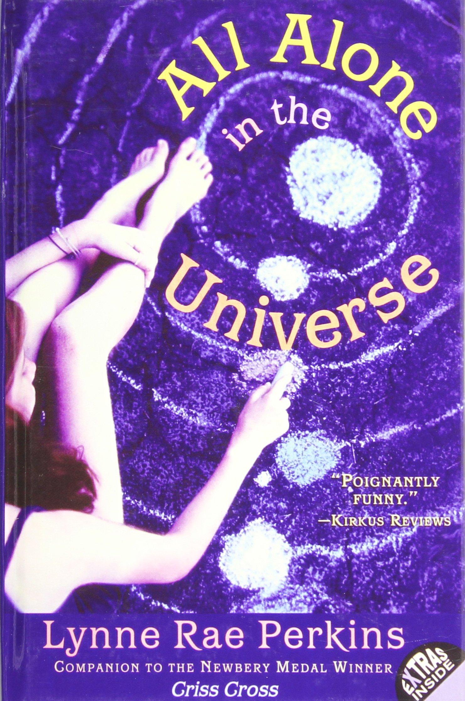 Download All Alone in the Universe pdf epub
