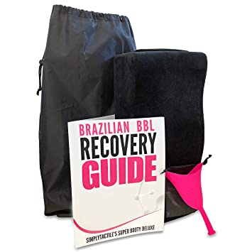 ⭐️ Super Booty Deluxe - The Complete BBL Pillow After Surgery Bundle! ⭐️BBL  Post Surgery