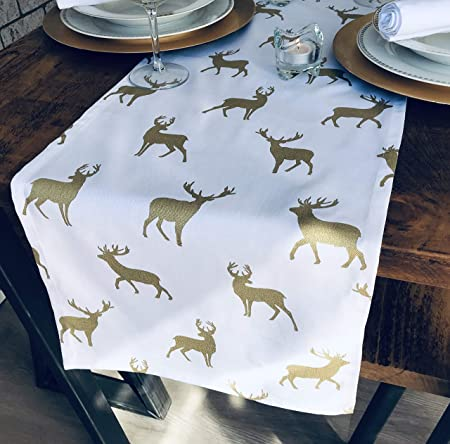 Tablecloth The Company - Camino de Mesa (35 x 250 cm), diseño de ...