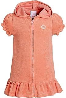 200c7b8c53df0 Beach Coverups for Girls Swimsuit Cover Up Cotton Terry Hood Swim Robe  Swimwear