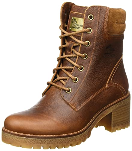 Panama Jack Phoebe, Women's Ankle Boots, Brown (Bark), 4 UK (
