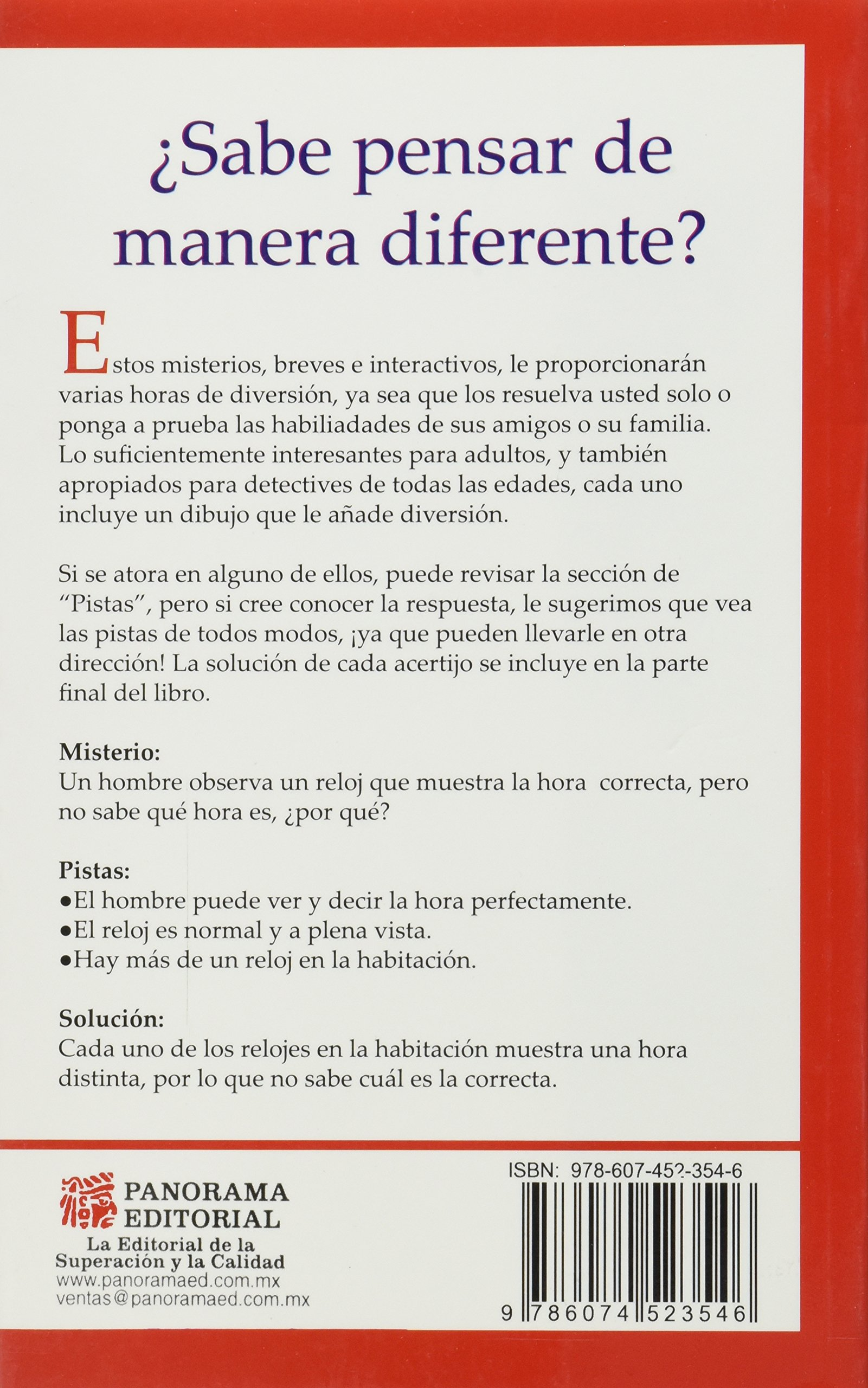 Pruebe su inteligencia en un minuto / Test your intelligence in a minute (Spanish Edition): Sandy Silverthorne: 9786074523546: Amazon.com: Books