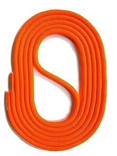 SNORS LACCI COLORATI rotondi NEON ARANCIO 2-3 mm STRINGHE PER SCARPE STRINGHE  COLORATE 7cca7f35779