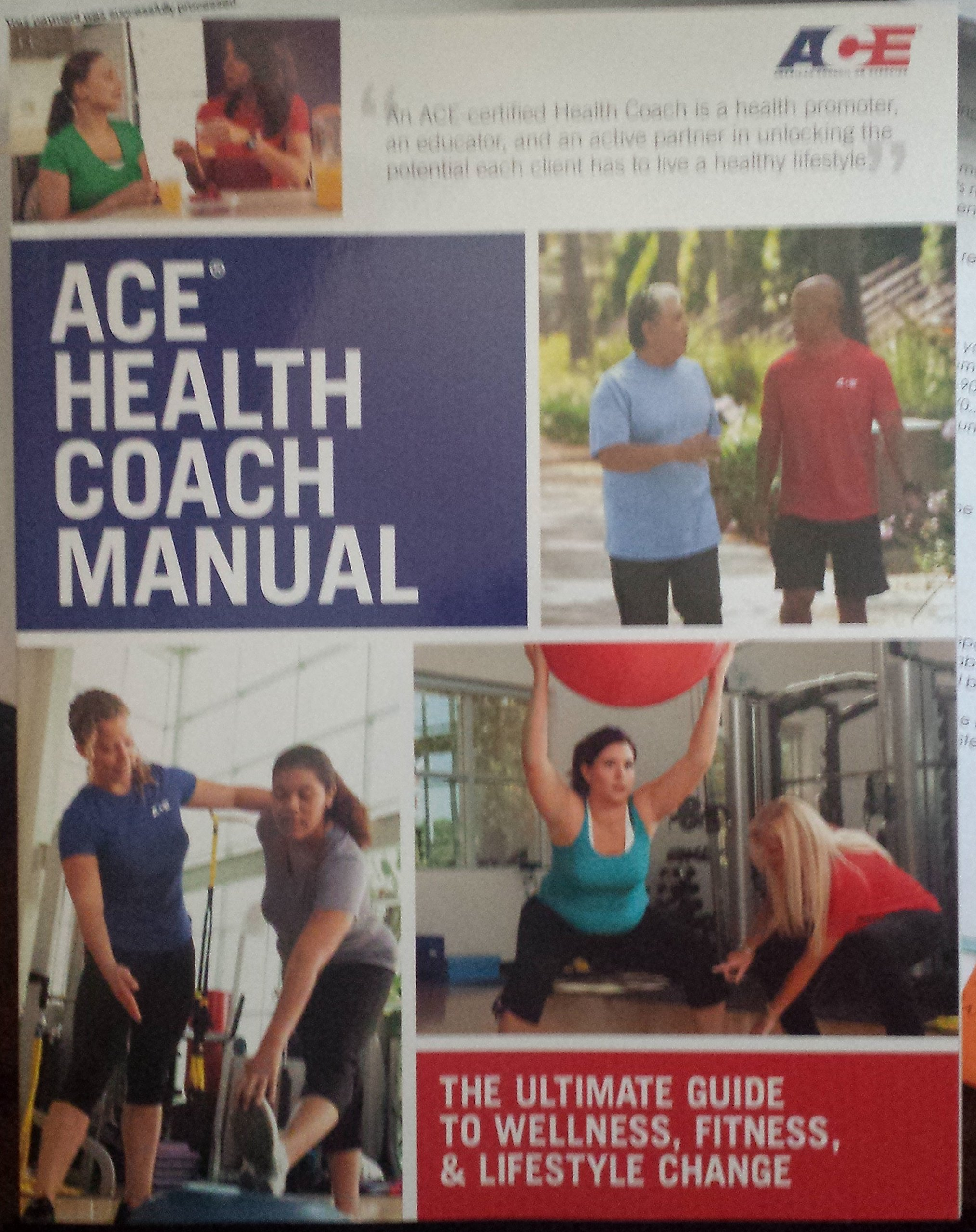 ace health coach manual american council of exercise contributor rh amazon com ace health coach manual free pdf ace health coach manual table of contents